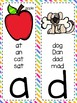 Colorful Journeys Kindergarten Focus Wall Set + Editable Labels