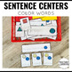 Colorful Sentence Builders