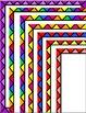 Colorful Zig-Zag Borders