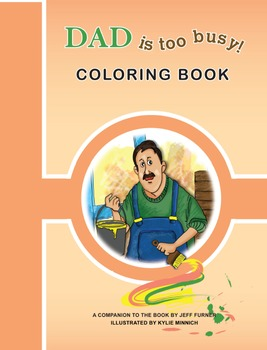 CHILD ROLE-MODEL COLORING BOOK
