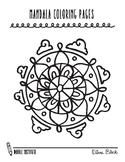 Coloring Page - Mandala 02