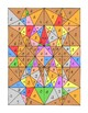 Coloring Pages Periodic Table of Elements Category Activity
