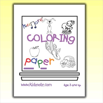Coloring Sheets with Color Coded Traceable Alphabet Letter