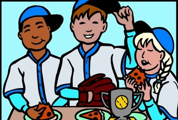 Coloring is Yummy! - Free coloring pages