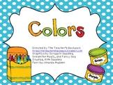 Colors Activity Unit