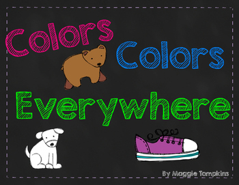 Colors Colors Everywhere