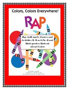 Colors, Colors Rap