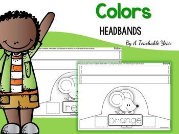 Colors Headbands
