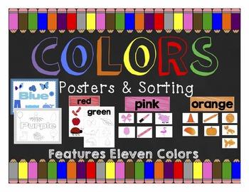 Colors: Posters & Sorting