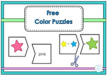 Colors Puzzles
