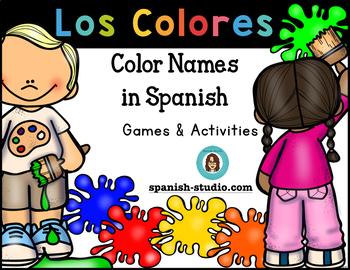 Colors (Spanish) Los Colores