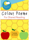 Colour Poems for Shared Reading