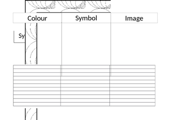 Colour Symbol Image (CSI)