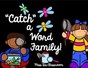 """Catch"" a Word Family!"