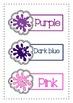 Colour cards