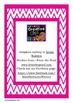Colour posters - vic cursive