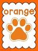 Colour/Color Posters: Dog Theme