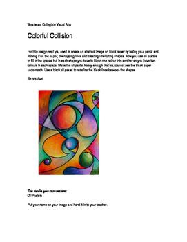 Colourful Collision