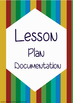 Colourful Lesson Plan Pack