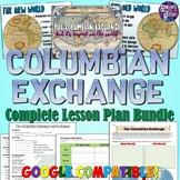 Columbian Exchange Interactive Lesson & Presentation