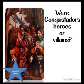 Columbus - Conquistadors - Explorers ELL Version