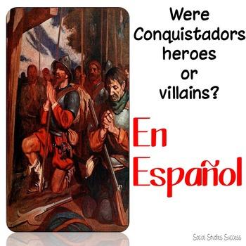 Columbus - Conquistadors In Spanish