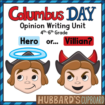 Christopher Columbus Day - Hero or Villain - Integrated wi