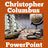 Christopher Columbus PowerPoint | Columbus Day Activities