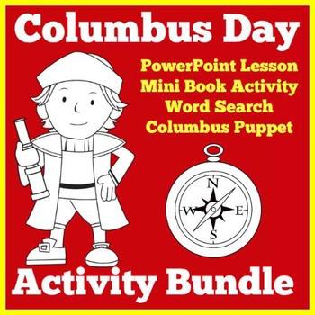 Columbus Day Activity