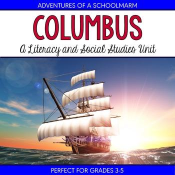 Columbus Day - Explorers Unit on Christopher Columbus for