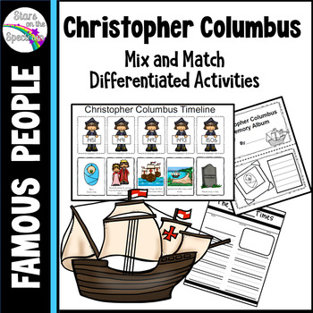 Columbus Day Activities * Christopher Columbus Activities