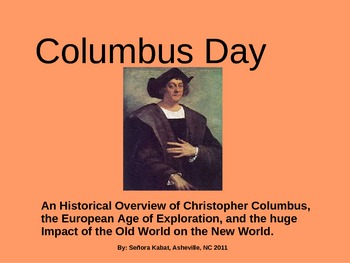 Columbus Day Historical Overview