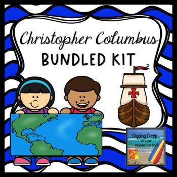 Columbus Day Mega Bundle