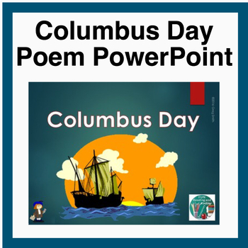Columbus Day Poem PowerPoint