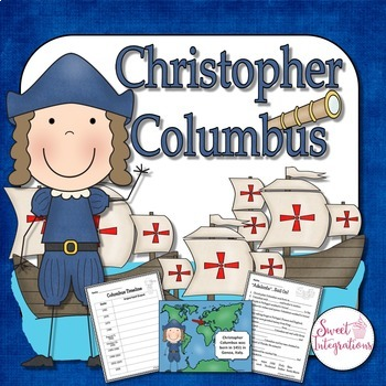 CHRISTOPHER COLUMBUS - Biography, Timeline, and PowerPoint