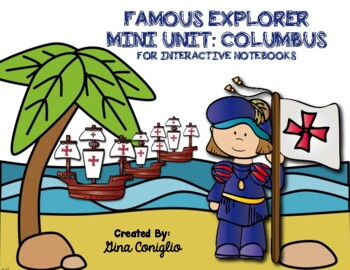 Columbus: Interactive Notebook Mini-Unit