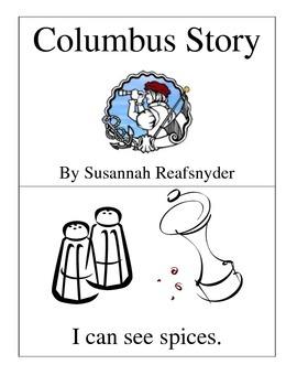 Columbus Reader
