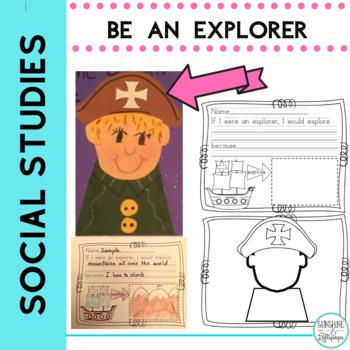 Be an Explorer Like Christopher Columbus Sailed the Ocean