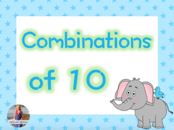 Combinations of 10 Introduction Flipchart