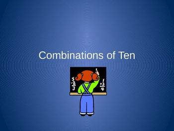 Combinations of Ten Powerpoint