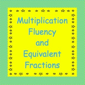 Combining Multiplication Fluency with Simplifying Fraction