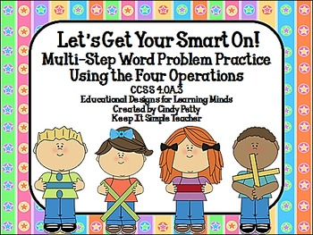 Let's Get Your Smart On With Some Challenging Multi-Step W