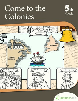 Come to the Colonies