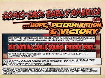 Comic 180 PowerPoint 6.13, Hope, Determination & Victory i