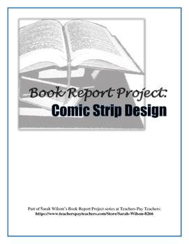 Comic Book Book Project