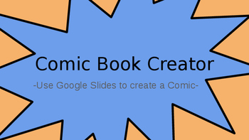 Comic Book Creator: Use PowerPoint to Create Comic Books