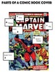 Comic Book Planning worksheet