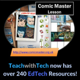 Comic Master Online Graphic Novel Lesson