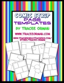 Free Download: Comic Strip Template Pages for Creative Ass