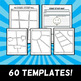 Comic Strip Templates - Growing Bundle!